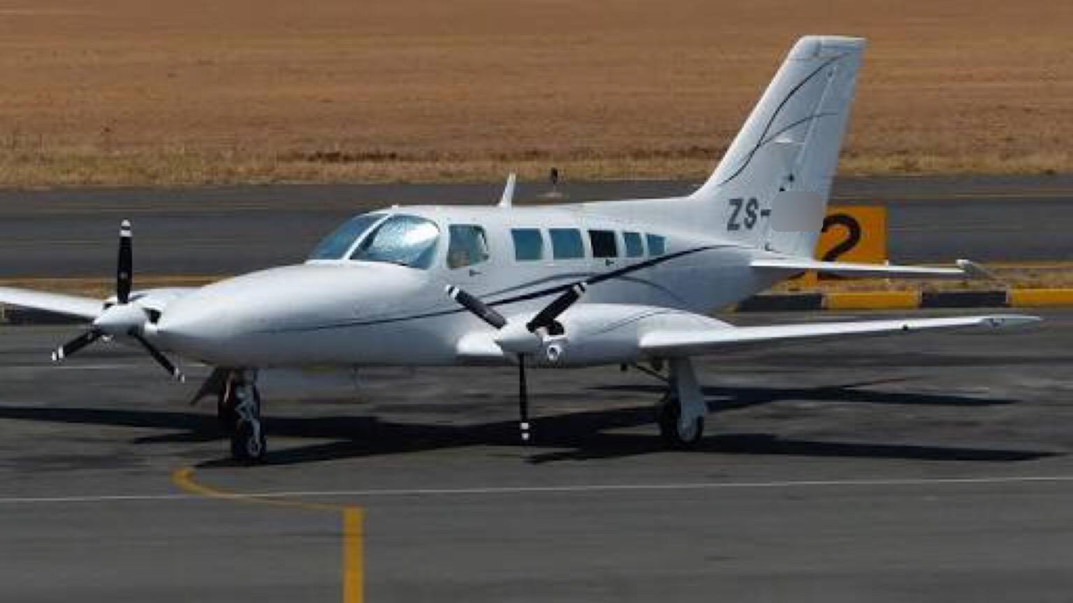 1985 Cessna 402c Airtrader