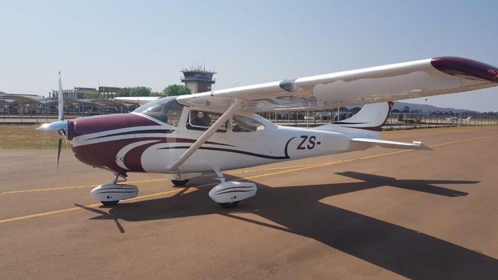 1967 Cessna 182K