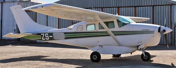 1966 Cessna 206