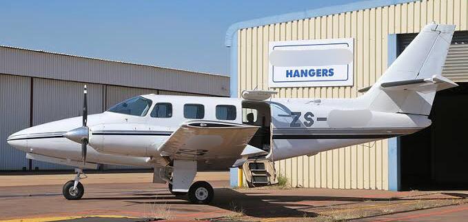 1982 Cessna T303 Crusader